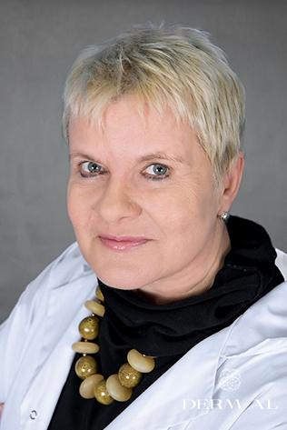 Elżbieta Grubska-Suchanek, medical doctor