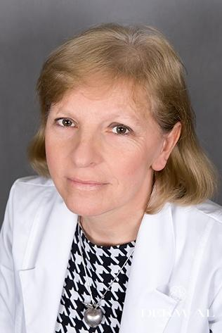 Marta Chełmińska, doctor of medicine, associate professor at the Medical University of Gdansk